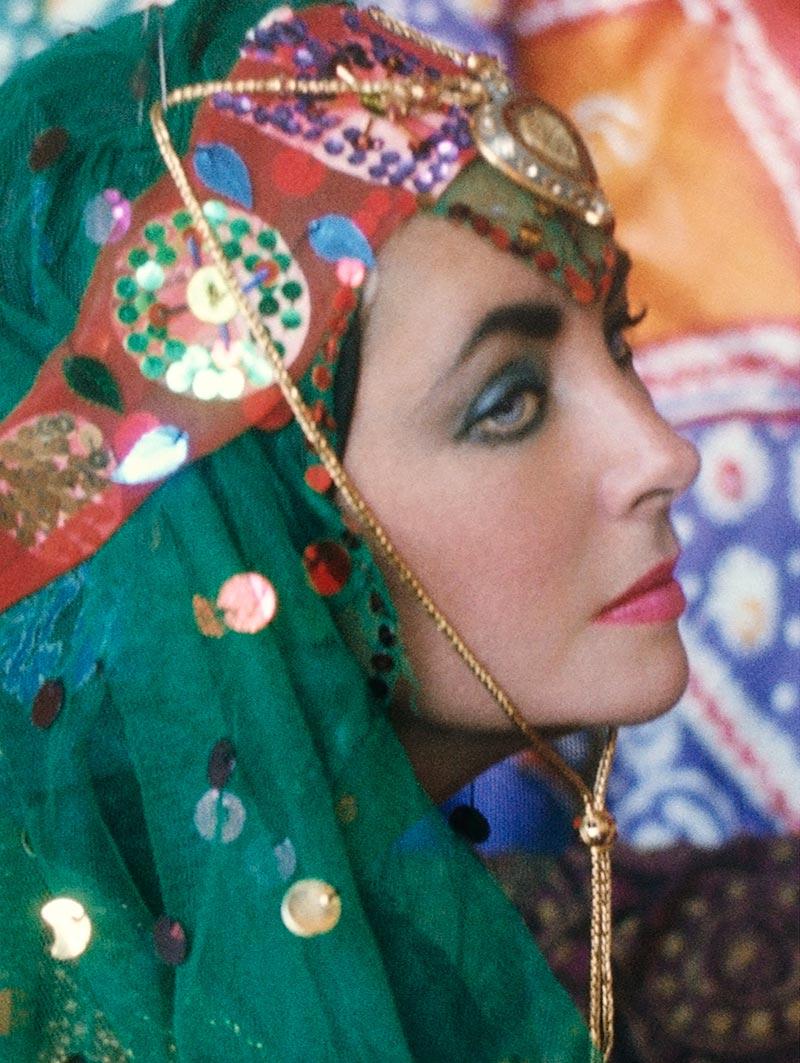 Elizabeth-taylor-Tahran