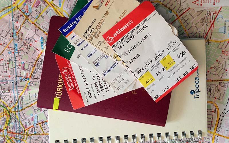 Online-Bilet