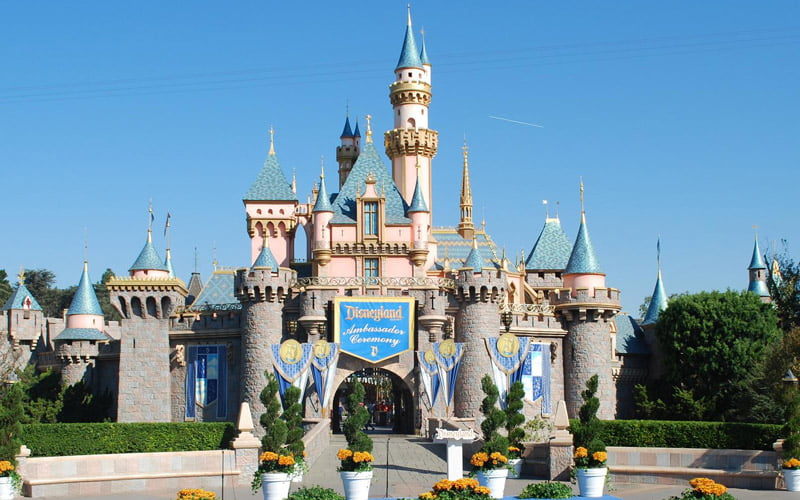 Disneyland-Los-Angeles