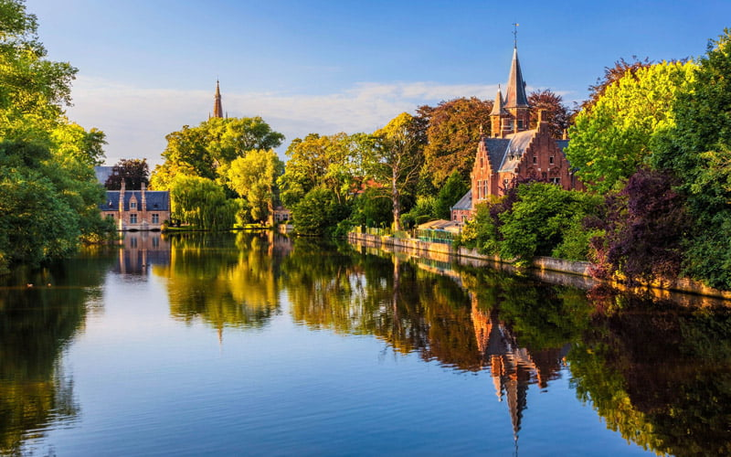 Minnewater-Brugge