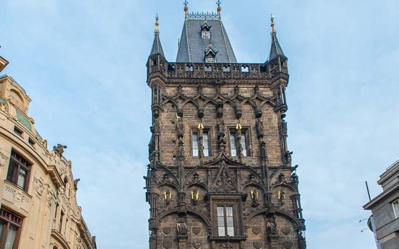 Prag-Gezilecek-Yerler-Powder-Tower