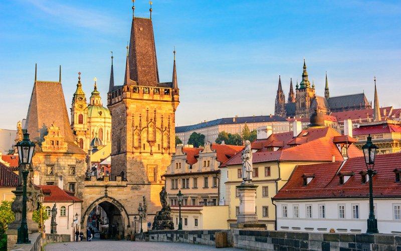Prag-Gezilecek-Yerler-Prag-Kalesi