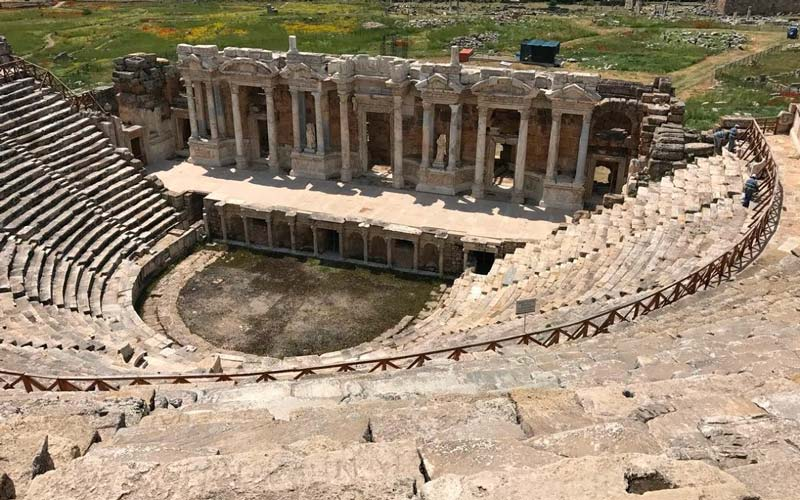 Turkiye-Antik-Kentler-Hierapolis