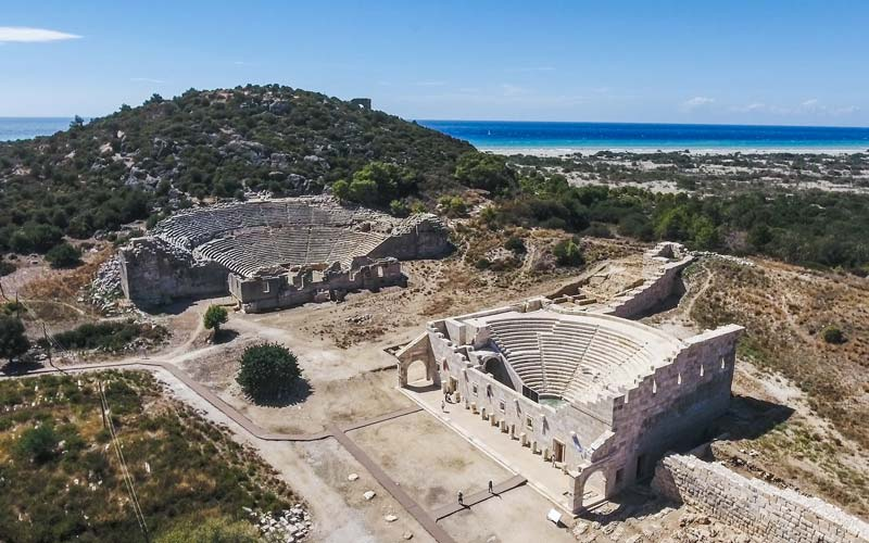 Turkiye-Antik-Kentler-Patara