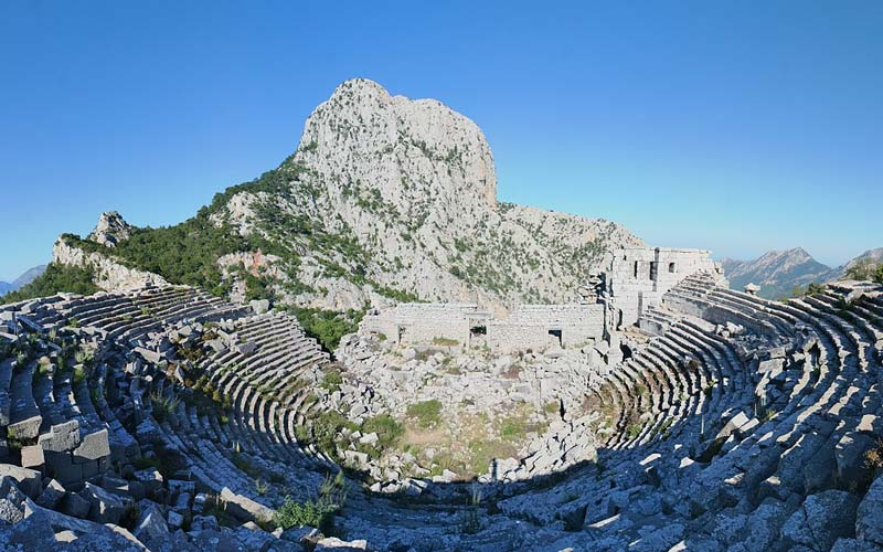Turkiye-Antik-Kentler-Termessos